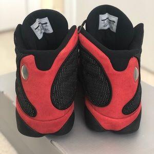 "Jordan Shoes - Jordan Retro 13 ""Bred"""